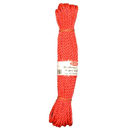 Wholesale RED BRAIDED POLY ROPE 33' x 4MM