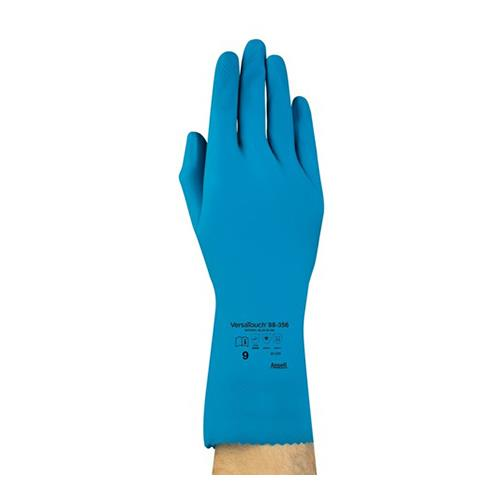 Wholesale Blue Natural Rubber Latex Gloves, Size11 13 mil Ansell VersaTouch® 88-356BT