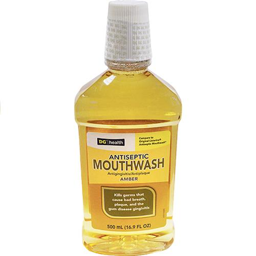 Wholesale ANTISEPTIC MOUTHWASH AMBER