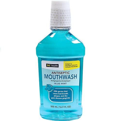 Wholesale ANTISEPTIC MOUTHWASH BLUE MINT