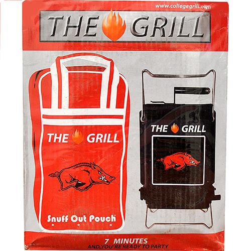 Wholesale Son of Hiibachi University of Arkansas Razorbacks BBQ Grill