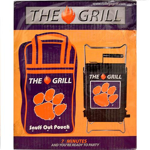 Wholesale Son Of Hibachi Clemson Tigers BBQ Grill