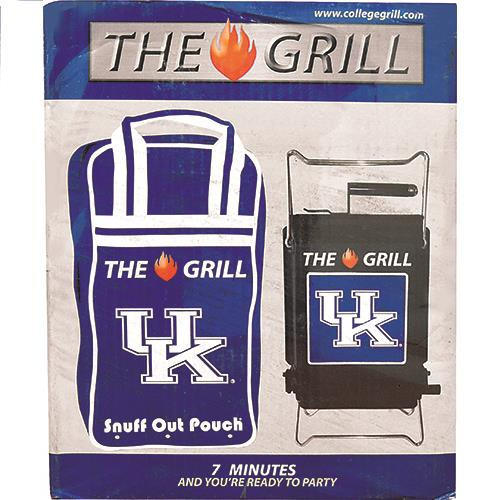 Wholesale Son of Hibachi University of Kentucky Wildcats BBQ Grill.