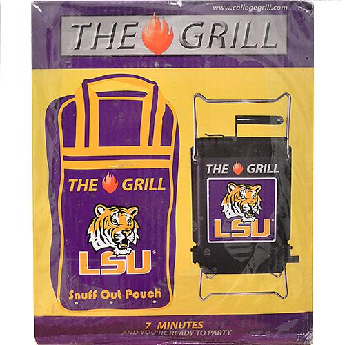 Wholesale Son of Hibachi LSU Tigers BBQ Grill