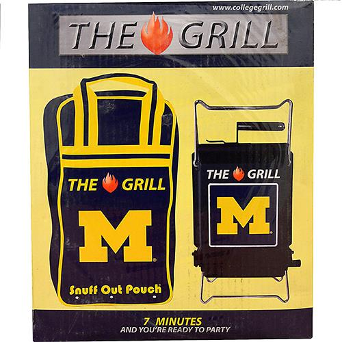 Wholesale Son of Hibachi University of Michigan Wolverines BBQ Grill