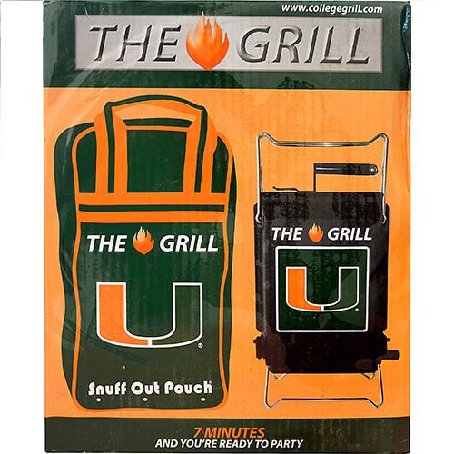 Wholesale Son of Hibachi University of Miami Hurricanes BBQ Grill