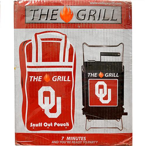 Wholesale Son of Hibachi University of Oklahoma Sooners BBQ Grill