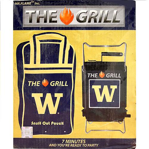 Wholesale Son of Hibachi U of Washington Huskies BBQ Grill