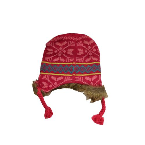 Wholesale KIDS KNIT TROPPER HATS AST#3