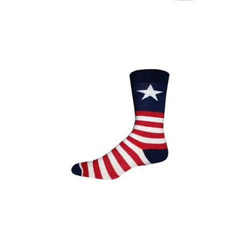 Wholesale BIGFOOT SOCKS CAPTAIN USA