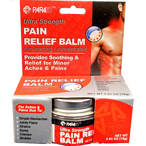 Wholesale Pain relief Balm by Paraid