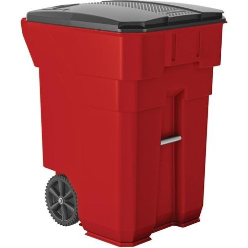 Wholesale 96 GAL WHEELED TRASH CAN WITH LID