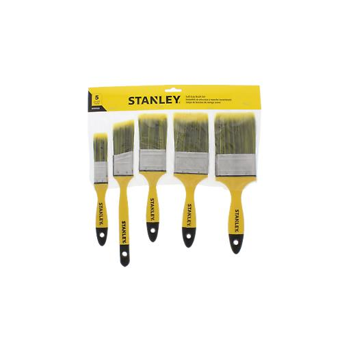 Wholesale 5PC STAINLESS PAINT BRUSH SOFT