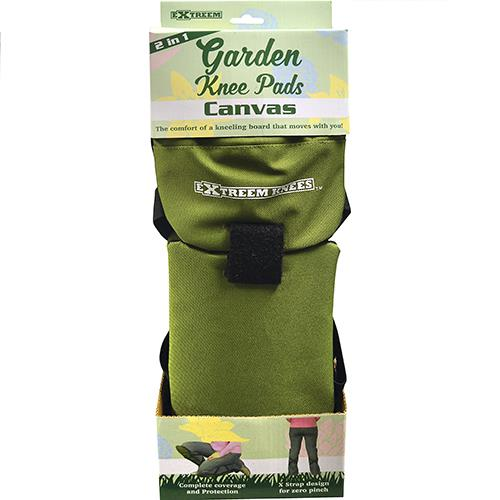 Wholesale OLIVE GREEN CANVAS KNEE PADS