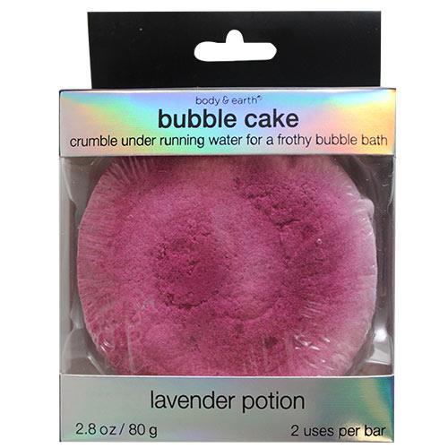 Wholesale BUBBLE BATH BUBBLE CAKE LAVENDER POTION