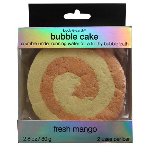 Wholesale BUBBLE BATH BUBBLE CAKE FRESH MANGO
