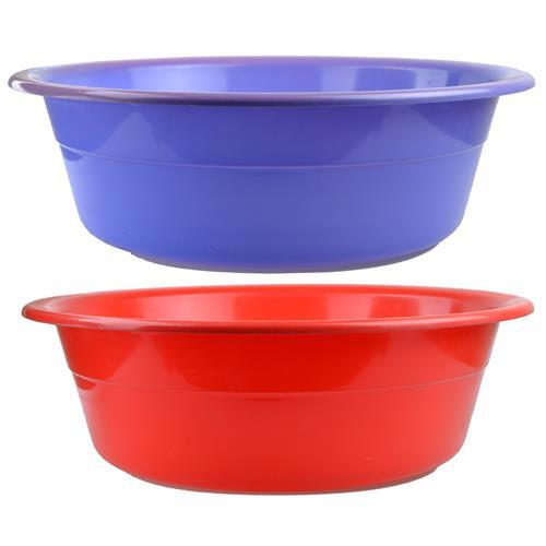 Plastic Wash Tub : Wholesale Bowl/Wash Tub - Jumbo - Plastic 15