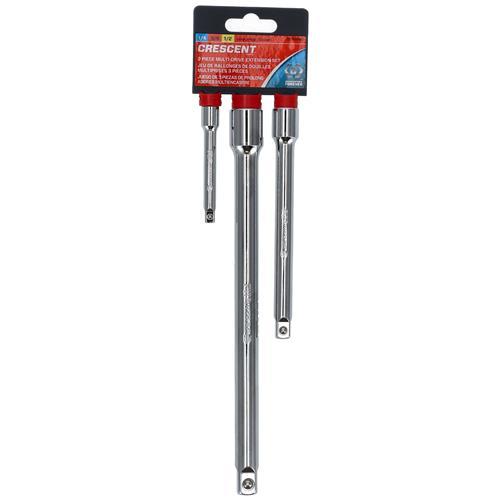 Wholesale 3PC EXTENSION BAR SET 1/4x3-3/8x6-1/2x10''