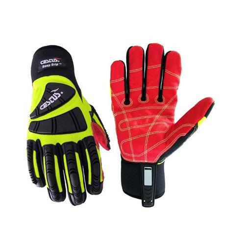 Wholesale MECHANICS GLOVES DEEP GRIP 3XL