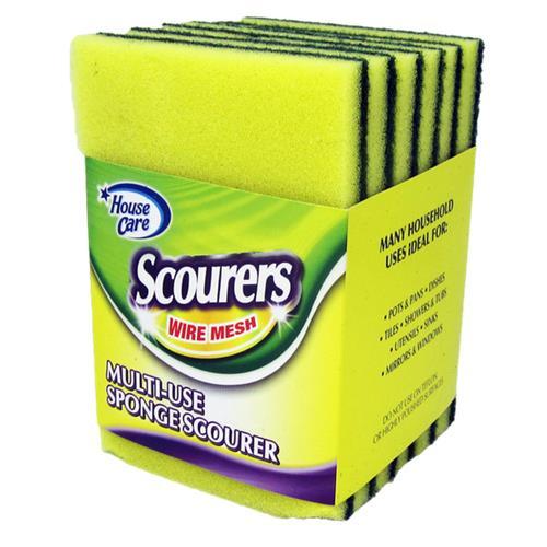 Wholesale Multi-Use Sponge Scourer