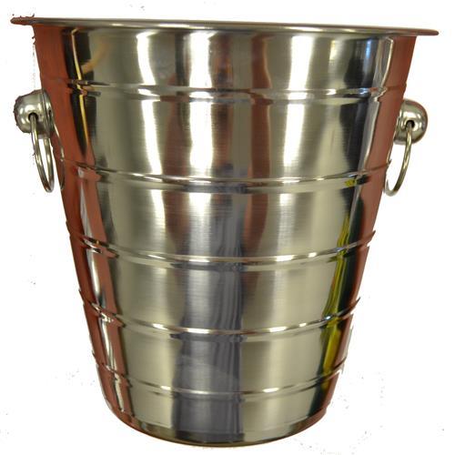Wholesale WINE BUCKET STAINLESS STEEL 8.
