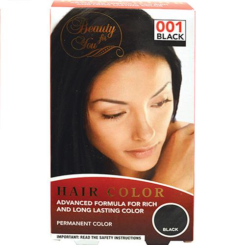 Wholesale Womans Hair Color - Black