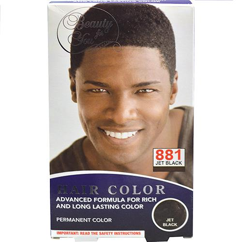 Wholesale Mens Hair Color - Black