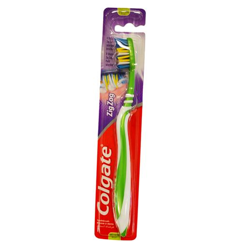 Wholesale Colgate Toothbrush Zig Zag Med
