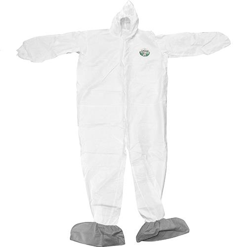 Wholesale COVERALL 3XL ATTACHED HOOD & B