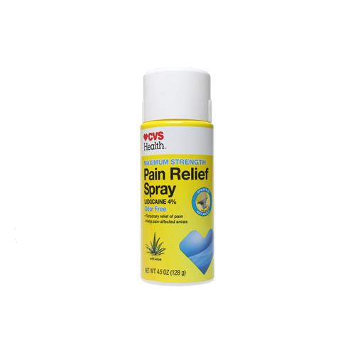 Wholesale PAIN RELIEF LIDOCAINE SPRAY 12