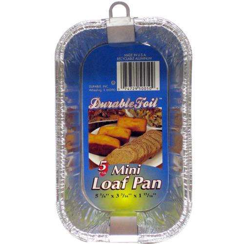 Wholesale Durable Mini Loaf Pans 5.63 x3.19 x 1.9""