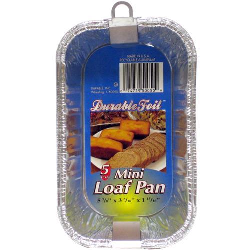 """Wholesale Durable Mini Loaf Pans 5.63 x3.19 x 1.9"""""""