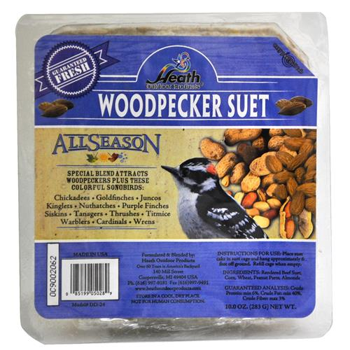 Wholesale Heath Woodpecker Blend Suet