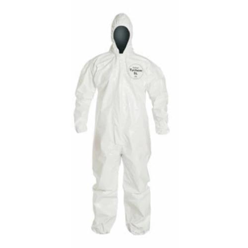 Wholesale White Coverall, Tychem SL 2XL