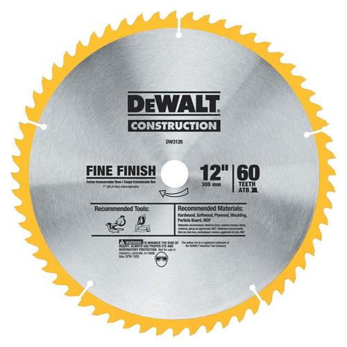 "Wholesale 12"" 60 TPI CARBIDE SAW BLADE"