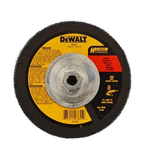 """Wholesale 7"""" FLAP WHEEL W/HUB 60 GRIT 5/"""