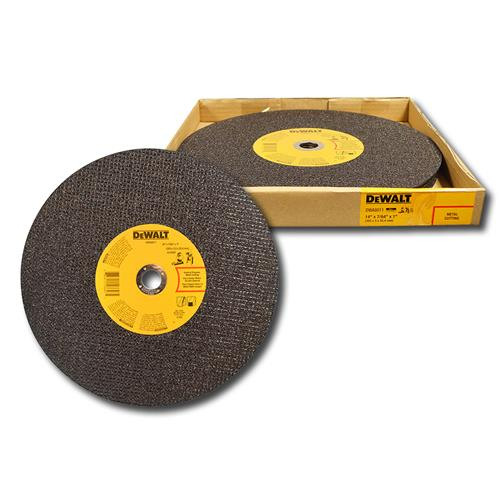 Wholesale DeWalt 14 in. Cut-off Wheel. 14x7/16x1""