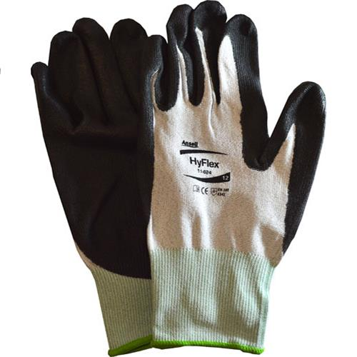 Wholesale Gloves, Hy-Flex Ansi Cut 2, Polyurethan Coated Palm, Sz 12