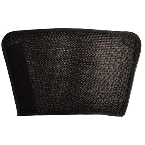 Wholesale Sleeve, Blk Cane Mesh 7""