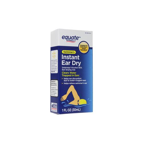 Wholesale EQUATE SWIMMERS EAR DRY 24/1OZ
