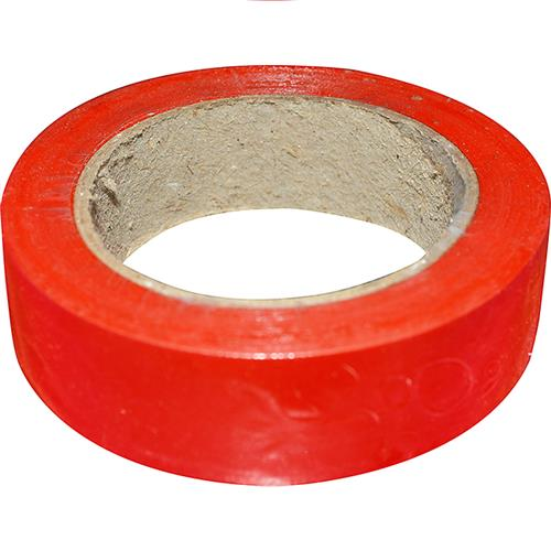 "Wholesale Electrical Tape Red 0.7"" x 8.7yd"