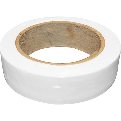 "Wholesale Electrical Tape White 0.7"" x 8.7yd"