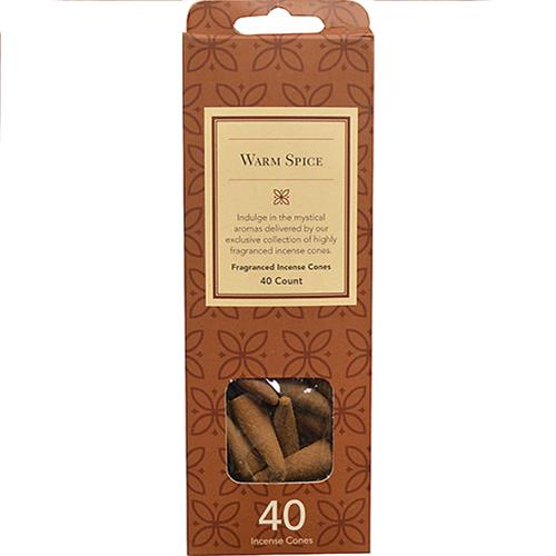 Wholesale Incense Cone - Warm Spice senceWar