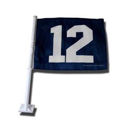Wholesale NFL SEAHAWKS CAR FLAG 12TH MAN