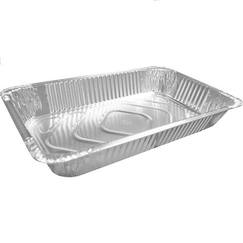 Wholesale Foil Pan - Full Size - Deep No label 20.6x12.6x3.1