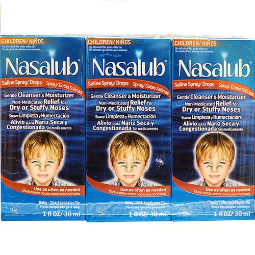Wholesale NASALUB CHILDRENS SALINE SPRAY