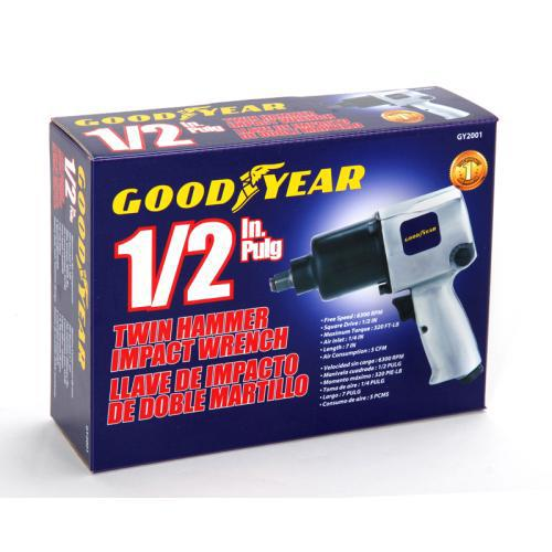 "Wholesale 1/2"" IMPACT WRENCH TWIN HAMMER"