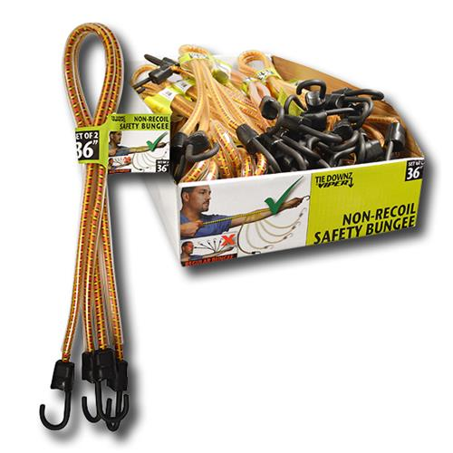"""Wholesale 2PK 36"""" VIPER SAFETY BUNGEE"""