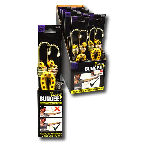 """Wholesale Viper Safety Bungee 24"""" Non-Recoil."""