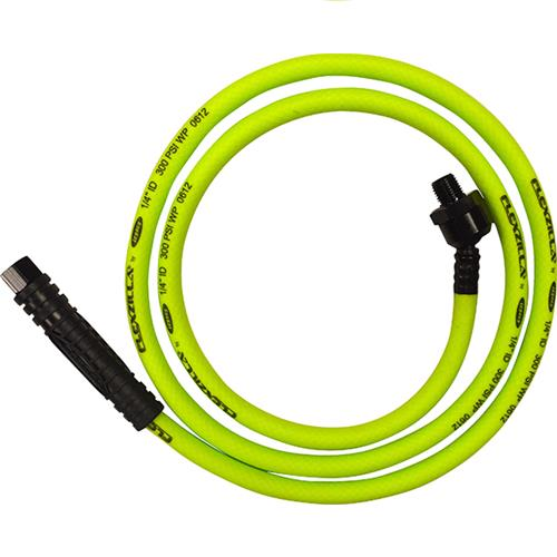 Wholesale 1/4 x 5' SWIVEL WHIP AIR HOSE